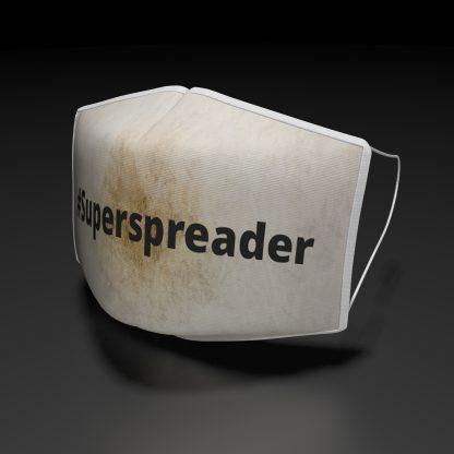 """Alltagsmaske """"Superspreader"""""""