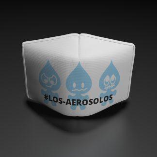 "Alltagsmaske ""Los Aerosolos"" Die Drei"