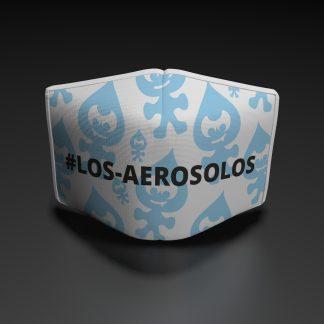 """Alltagsmaske """"Los Aerosolos"""""""